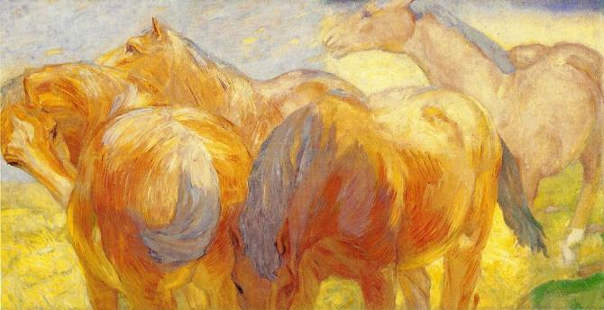 Fran Marc large-lenggries-horses-1908